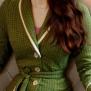 cardigan Sally green - 44