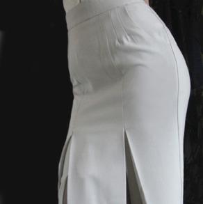 skirt Connie greige - 34