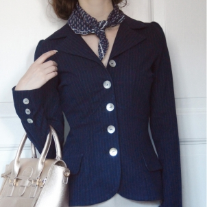 jacket Dolly blue