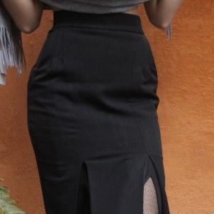 skirt Connie greyish black