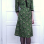 dress Elenor green