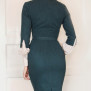 dress Hedvig turquoise