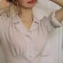 blouse Elna champagne - 44