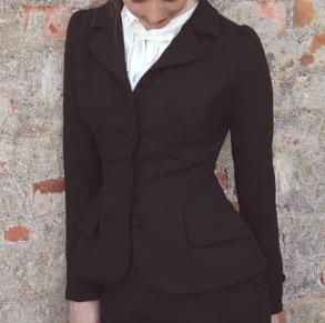 jacket Dolly black - 36
