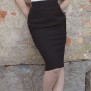 skirt Mary black