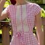 dress Nina cherry sorbet pink - 42