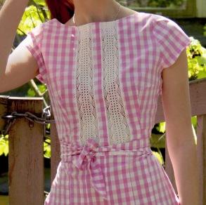 dress Nina cherry sorbet pink - 32