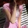 dress Nina cherry sorbet pink