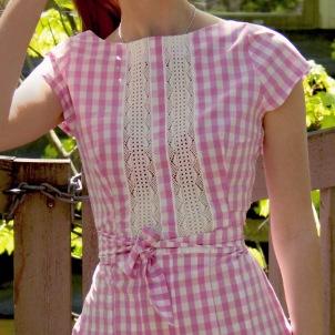 dress Nina freshest pink