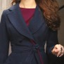 coat Svea dark blue