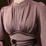 dress Mirja mauve - 44
