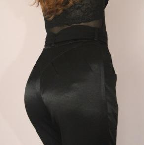 pants Jackie black - 34