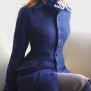 coat Saga twilight blue - 44