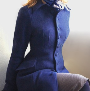 coat Saga twilight blue - 34