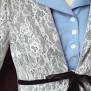 jacket Agnes lace-jersey