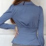 blouse Elna dove blue