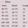 blouse Elna white