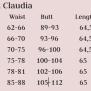 skirt Claudia