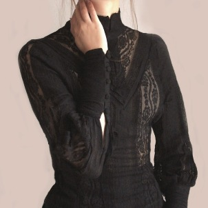 blouse Viktoria black