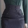 skirt Alexandra dark Mauve - 44