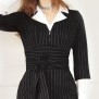 dress Greta black - 44