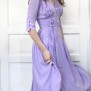 dress Elise light lilac