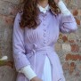 coat Mildred misty lilac - 42