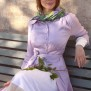 coat Mildred misty lilac