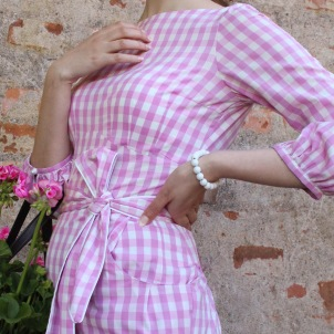 dress Valentina freshest pink
