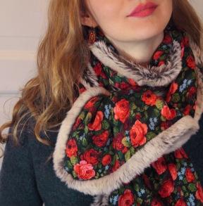 shawl Irena - Irena