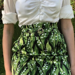 skirt Alexandra Lily of the valley - 34