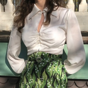 blouse Stella white