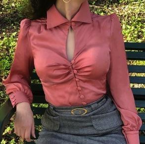 blouse Stella rouge-peach - 34