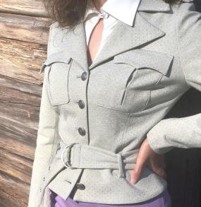 jacket Amy lurex - 34