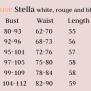 blouse Stella black