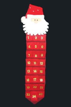 Paketkalender Tomte