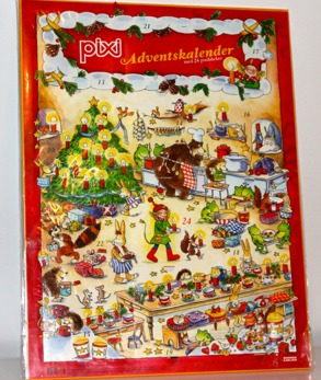 Pixi Adventskalender -