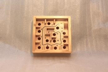 Spel, Labyrintspel mini - Spel, Labyrintspel