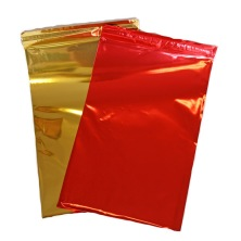 Presentpåsar  Röd Large
