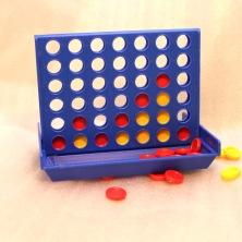 Spel, 4 i rad mini