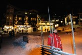 Carina på torget  i Åre