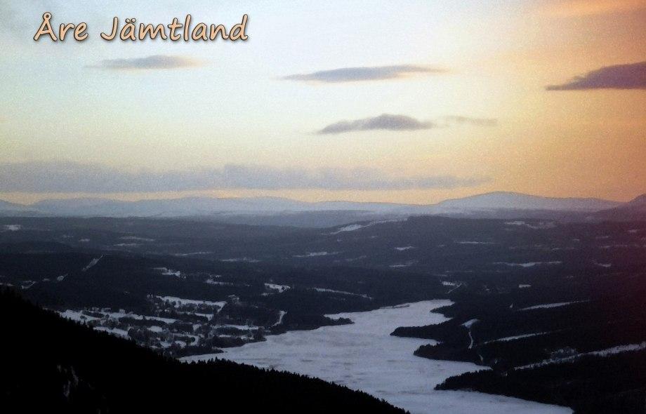 Åre Jämtland