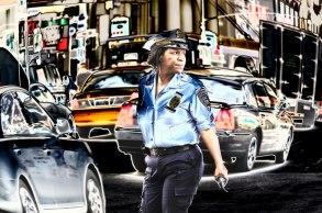 Trafikpolis New York