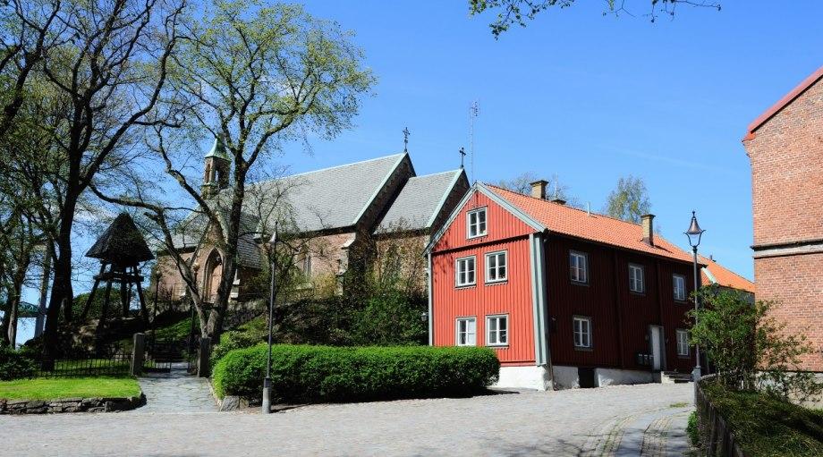 St. Birgittas kapell Klippan Majorna