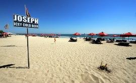 Långt från Askim Beach