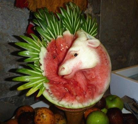 Goda vattenmeloner