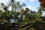 Utsikt från våran balkong