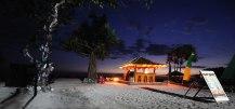 Baren vid sunset point Gili Trawangan
