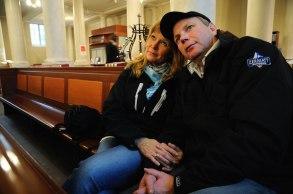 Paus i kyrkan