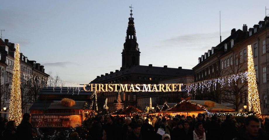 Julmarknad Köpenhamn